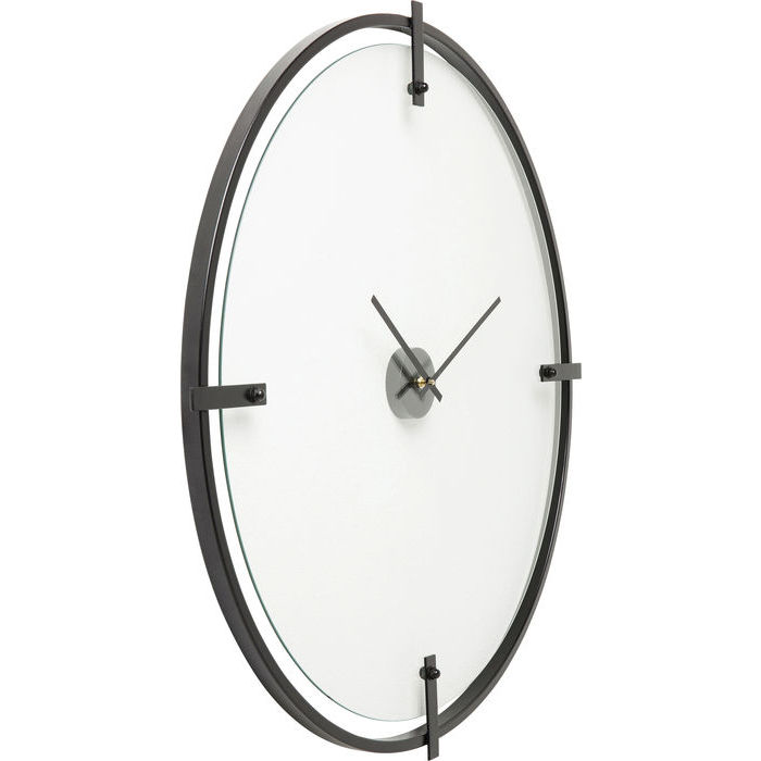 KARE DESIGN Vægur, Visible Time Ø91 cm