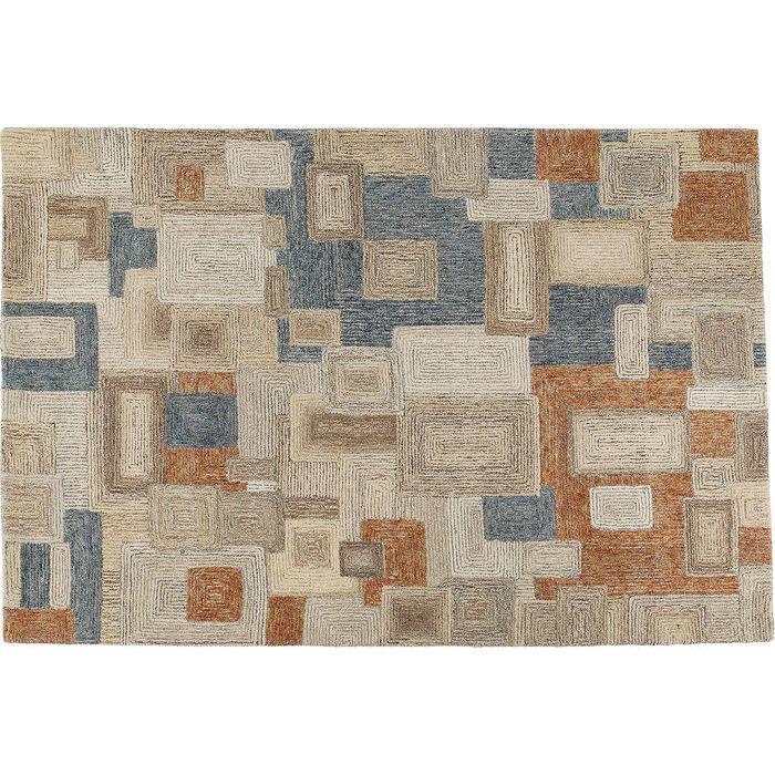 Kare design gulvtæppe color fields 240 x 170 cm fra kare design fra boboonline.dk