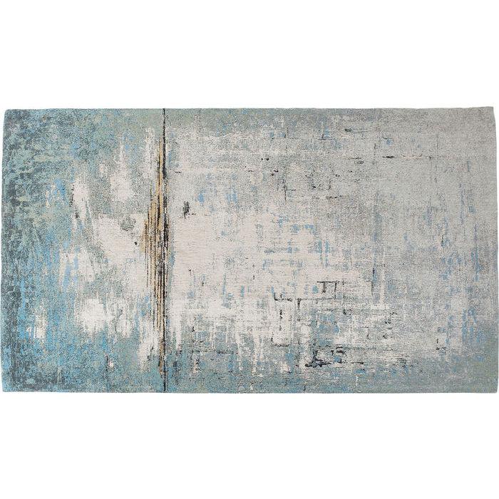 kare design Kare design gulvtæppe abstract blå 240 x 170 cm fra boboonline.dk