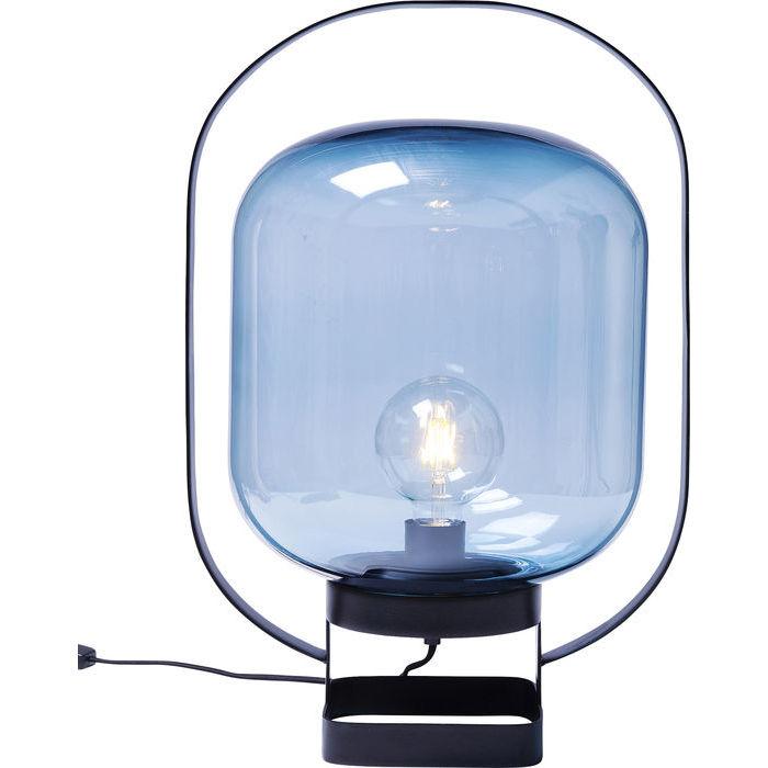 Image of   KARE DESIGN Bordlampe Jupiter Blå-Sort