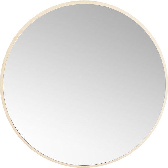 KARE DESIGN Vægspejl Jetset Ø73 cm