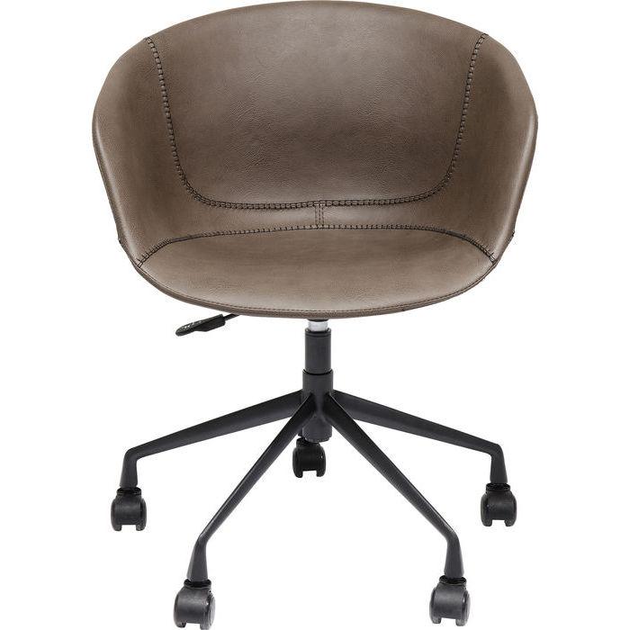 kare design – Kare design kontorstol lounge grå på boboonline.dk