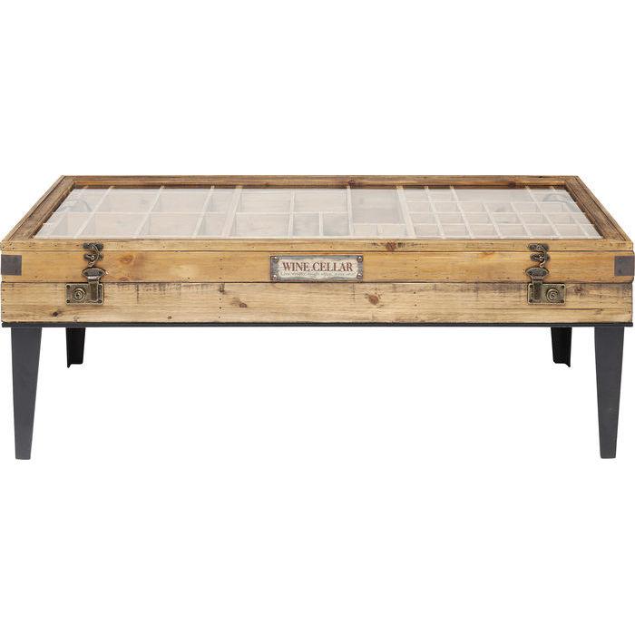 KARE DESIGN Sofabord Collector 122 x 55 cm