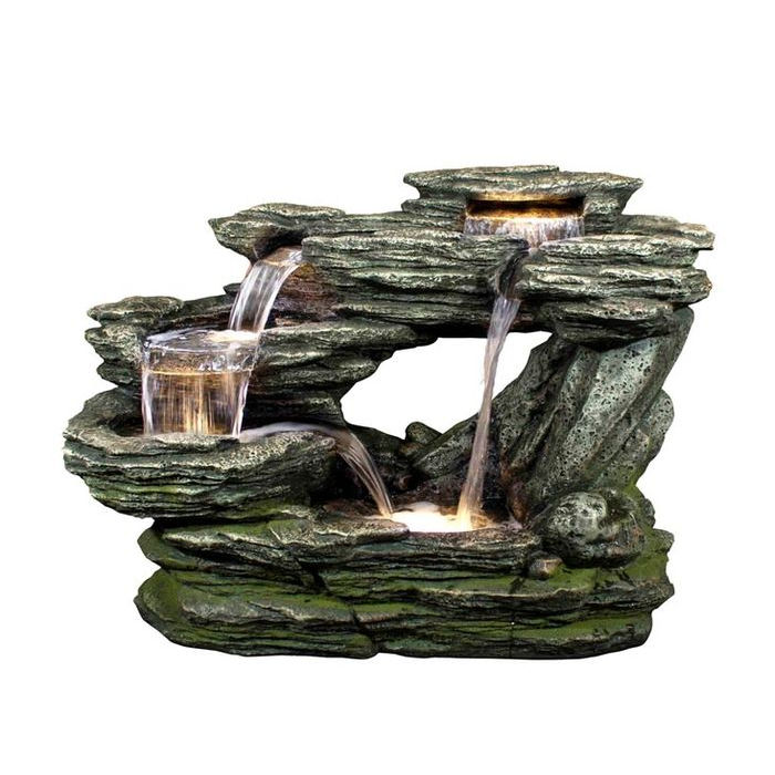 KARE DESIGN Figur, Fountain Cascade 103 cm