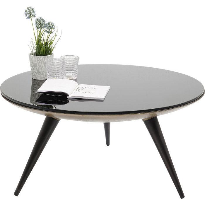 KARE DESIGN Sofabord Secrets Ø90 cm