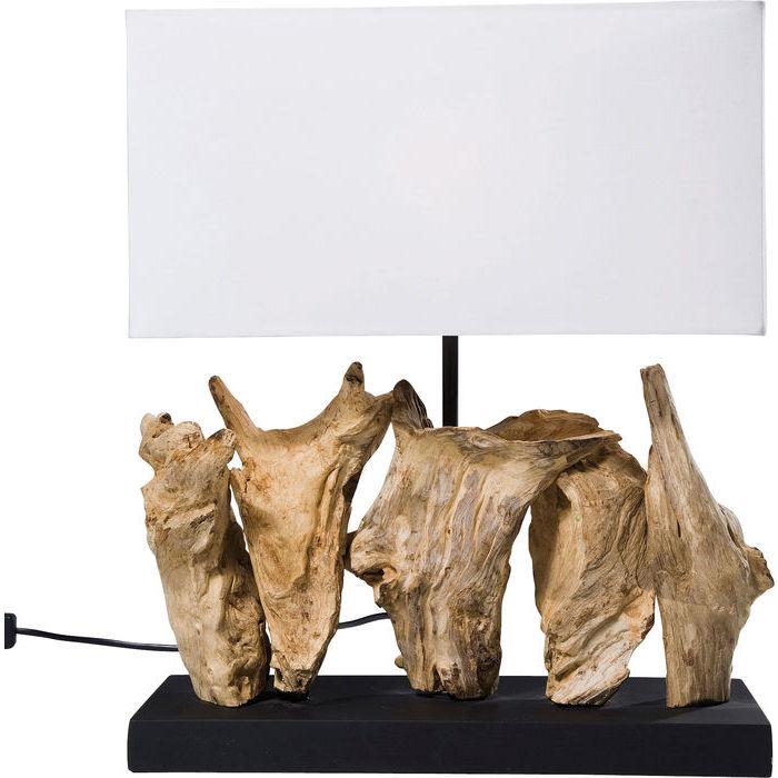 Image of   KARE DESIGN Bordlampe, Nature Vertical
