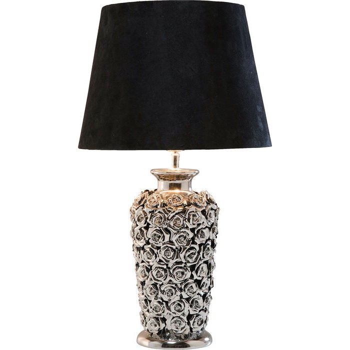 Image of   KARE DESIGN Bordlampe, Rose Multi