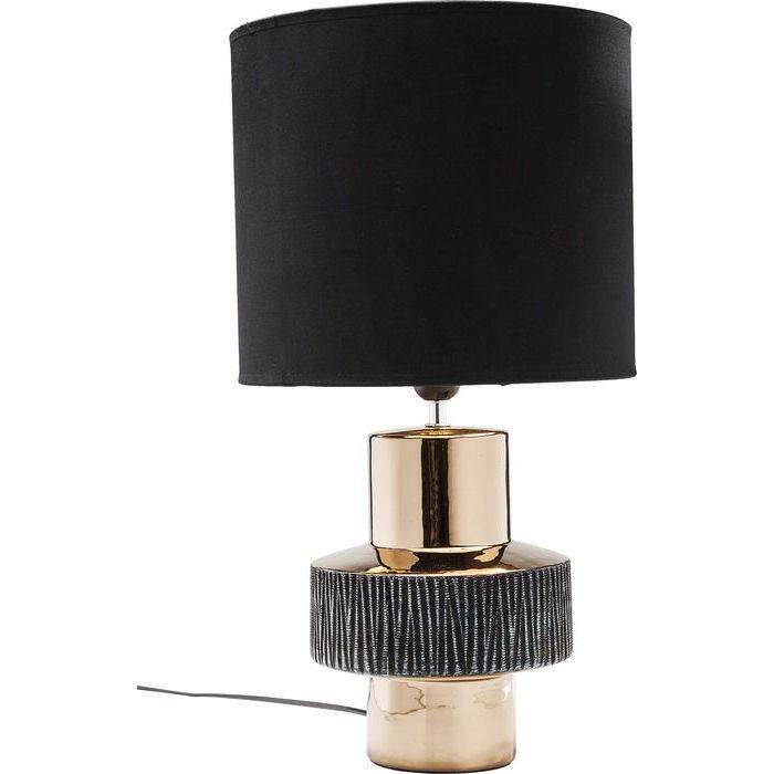Kare design bordlampe, creation ring