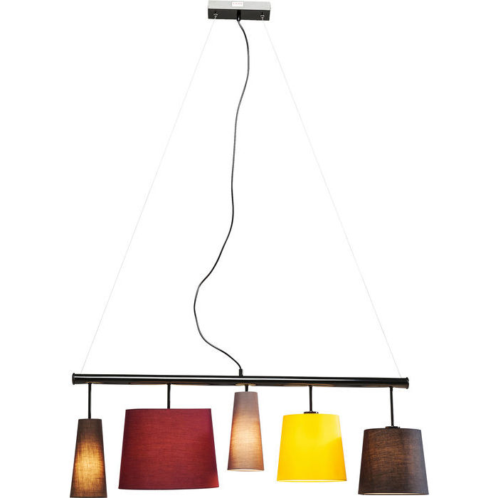 Image of   KARE DESIGN Loftlampe, Parecchi Colore 100cm