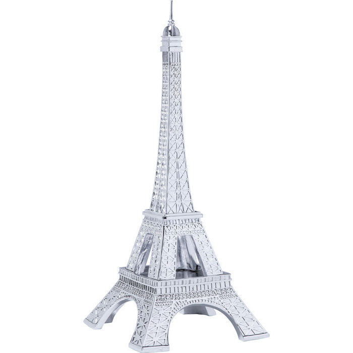 Image of   Kare Design Figur, Eiffel Tower Krom