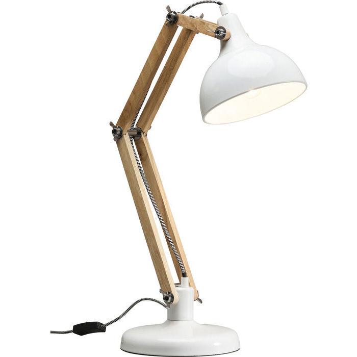 Image of   KARE DESIGN Bordlampe, Work Station Hvid