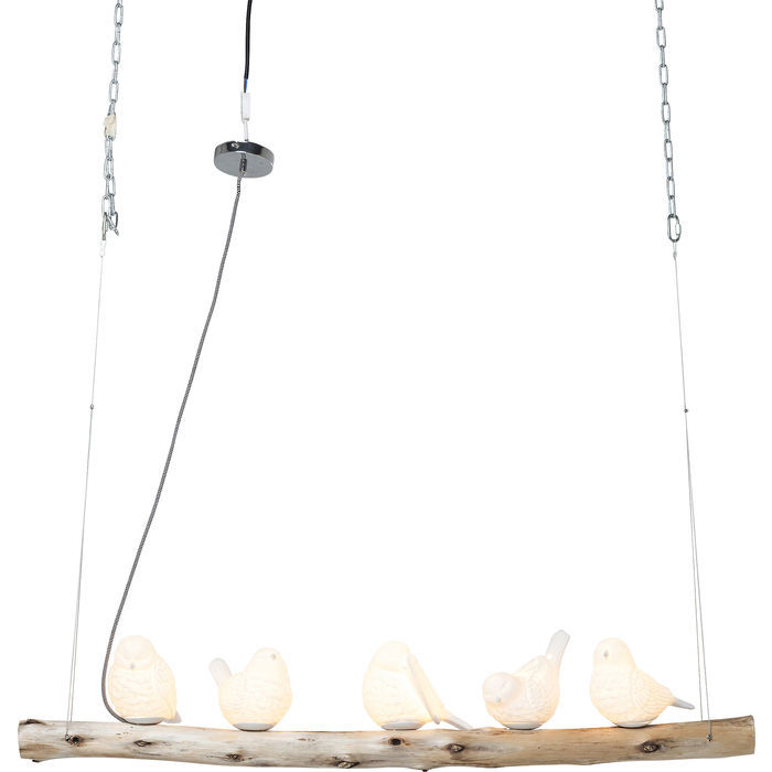 Image of   KARE DESIGN Loftlampe, Dining Birds