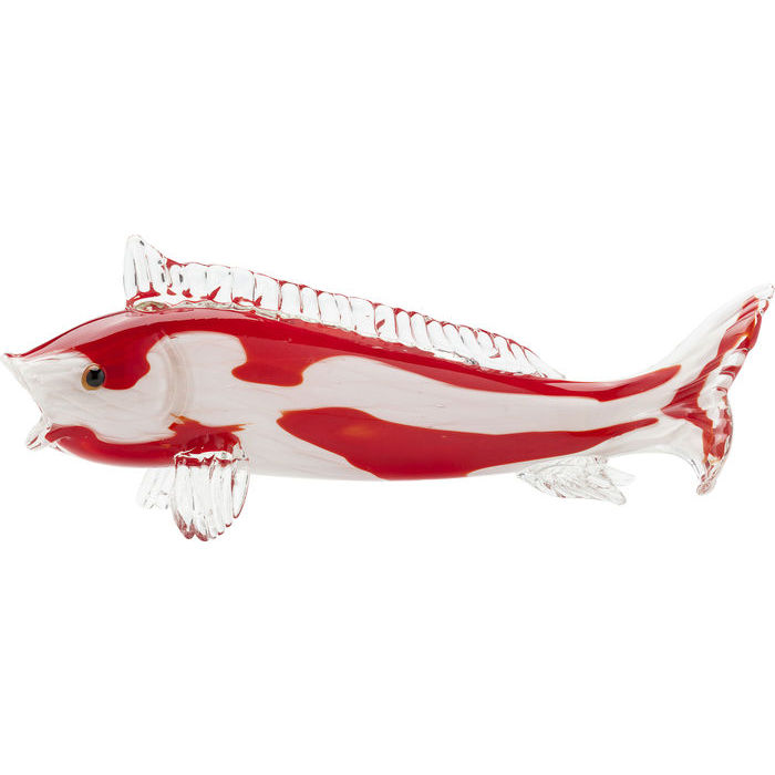 Image of   Kare Design Skulptur, Koi Fish Multifarvet