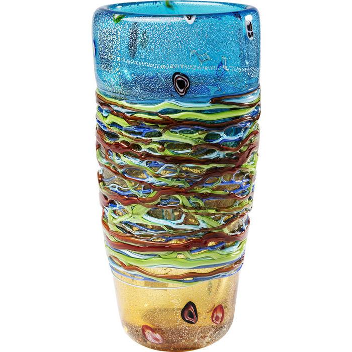 Billede af Kare Design Vase, Spaghetti Colore 32cm