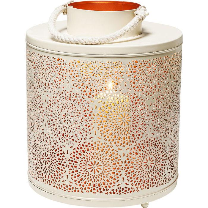 Billede af Kare Design Lanterne, Al Andalus Ornaments Elfenben