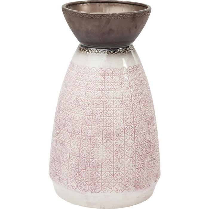 Billede af Kare Design Vase, Cleopatra Rose 69cm