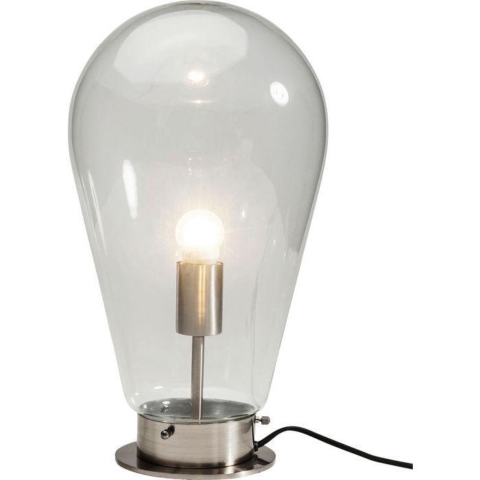 Image of   Kare Design Bordlampe, Bulb Satin