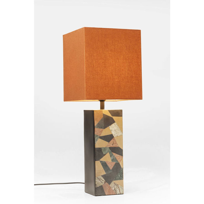 Image of   KARE DESIGN Bordlampe, Cocktail 60TH Rektangulær
