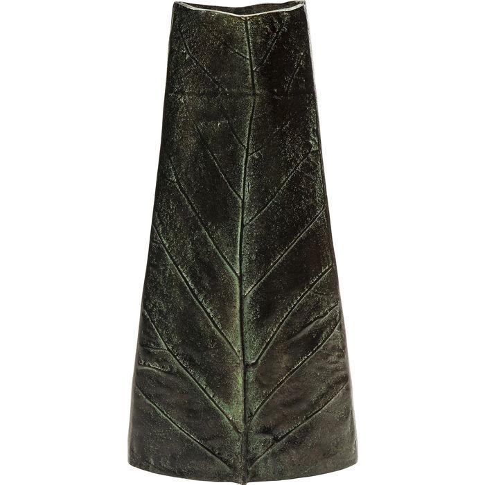 kare design – Kare design vase, lovely leaf 43cm fra boboonline.dk