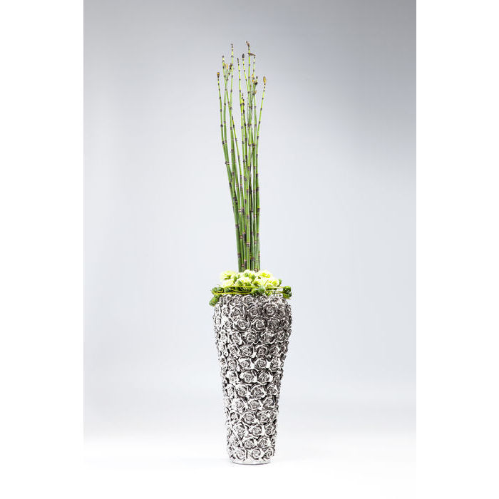 Image of   KARE DESIGN Vase, Rose Multi Krom Stor