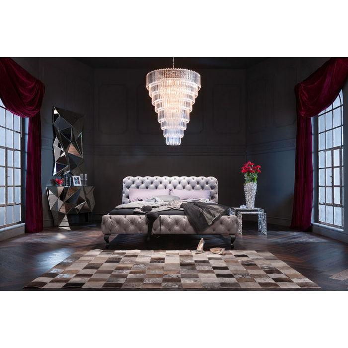 kare design vase rose multi krom stor vaser potter bobo. Black Bedroom Furniture Sets. Home Design Ideas