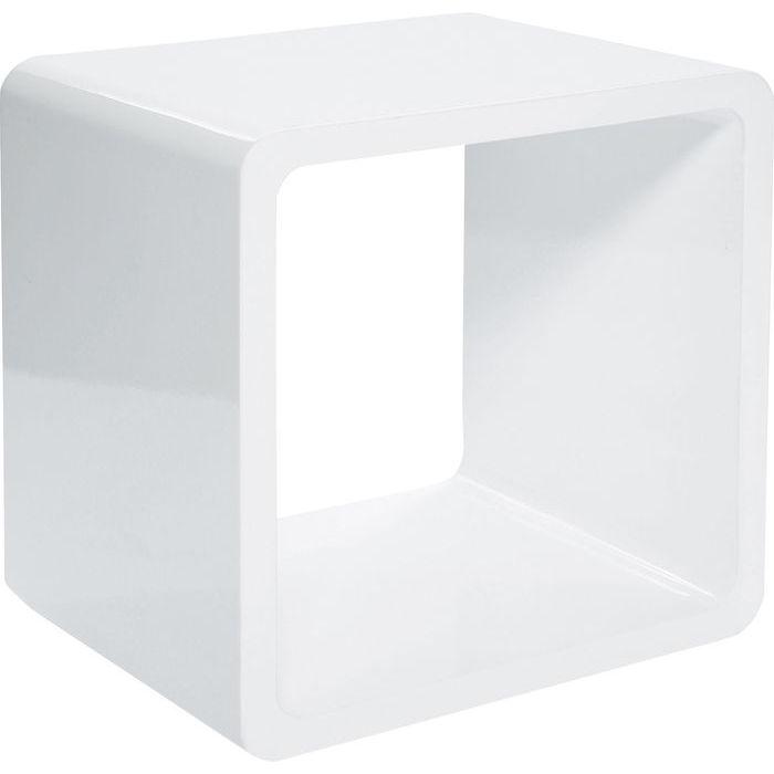 kare design hyldereol lounge cube mdf hvid v greoler bobo. Black Bedroom Furniture Sets. Home Design Ideas