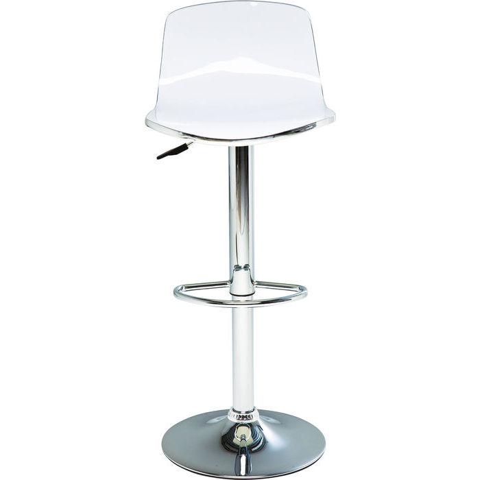 Billede af Kare Design Barstol, Dimensionale Hvid