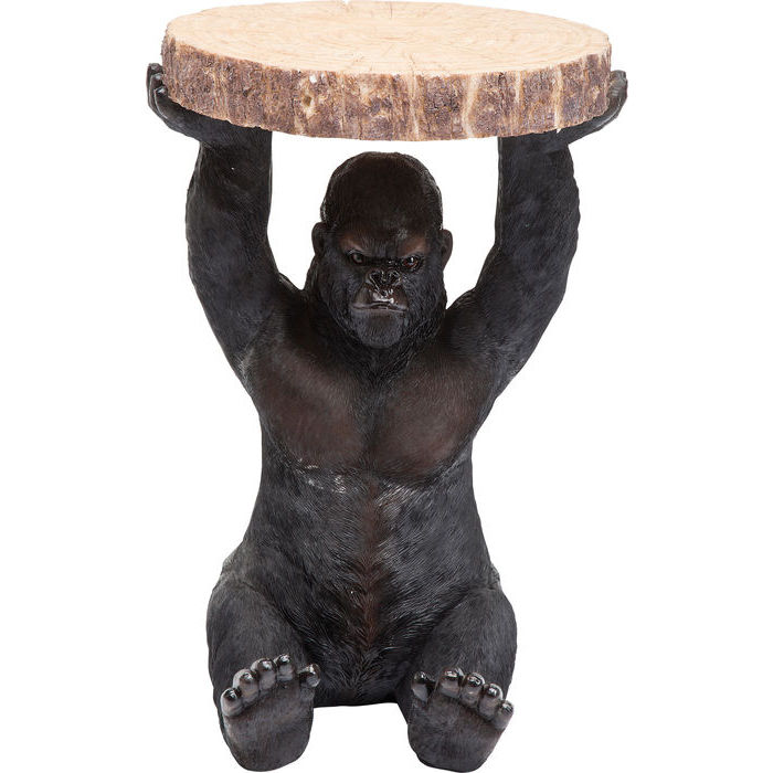 Image of   KARE DESIGN Sidebord, Animal Gorilla Ø37cm