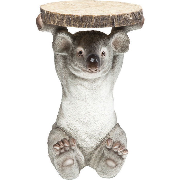 Image of   KARE DESIGN Sidebord, Animal Koala Ø33cm