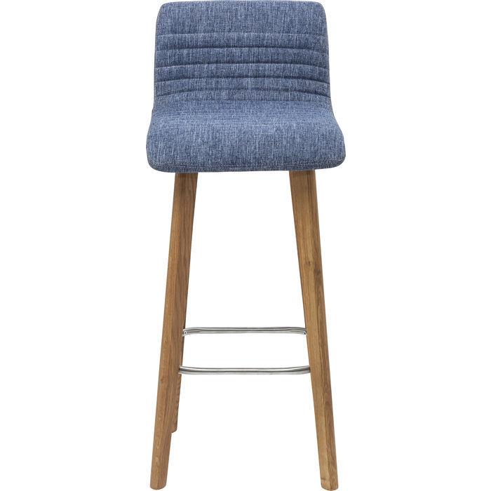Billede af Kare Design Barstol, LARA Blå