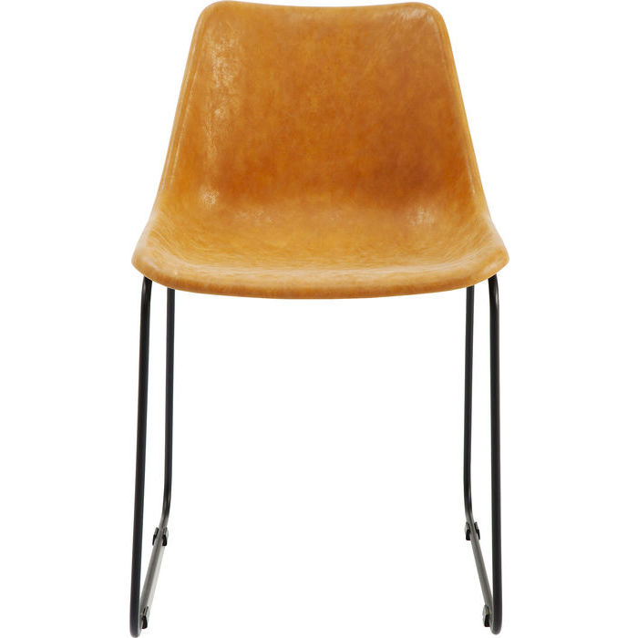 Kare design stol, colorado cognac fra kare design på boboonline.dk