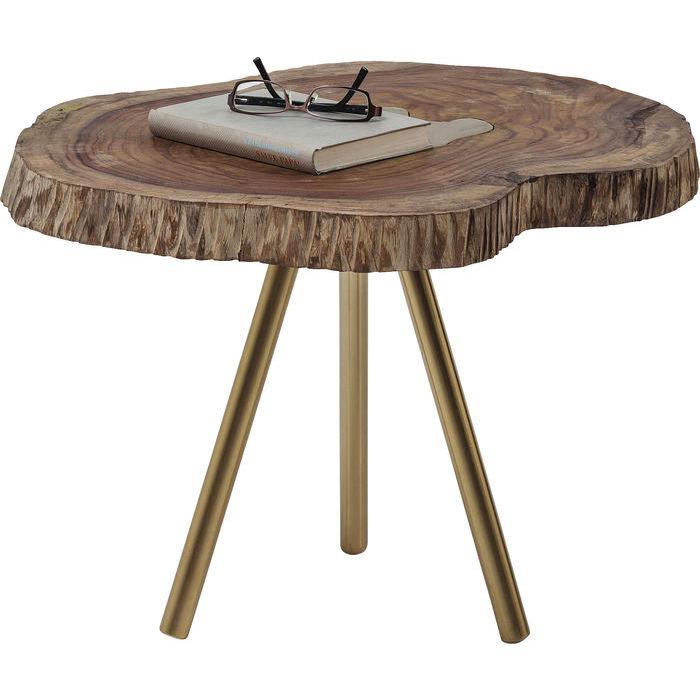 Image of   Kare Design Sidebord, Macchia Guld