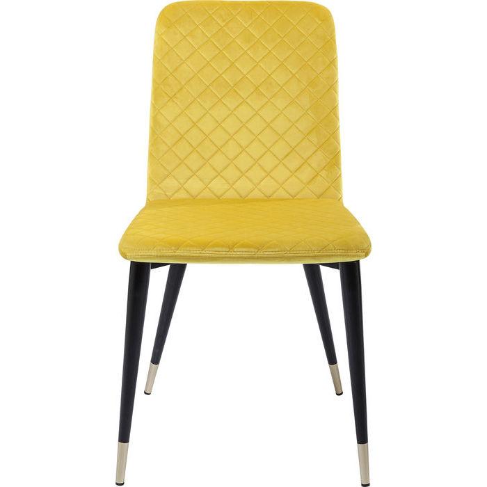 Kare design stol, montmartre gul fra kare design fra boboonline.dk