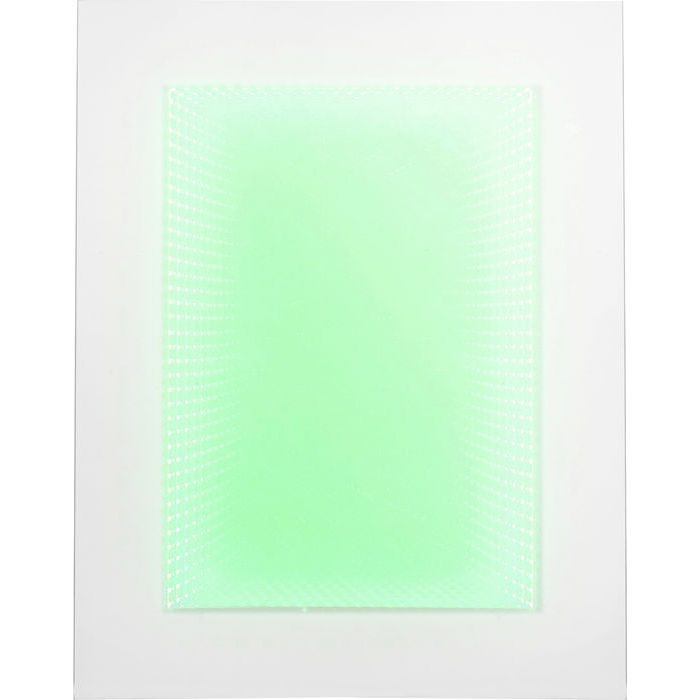 Image of   Kare Design Vægkunst, Mirror Tube 80x60cm LED Colore