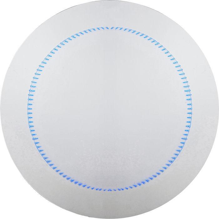 Image of   Kare Design Vægkunst, Mirror Tube Ø80cm LED Colore