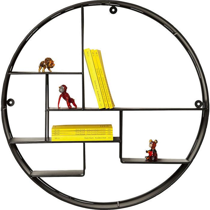 Billede af Kare Design Væghylde, Geometrix Round