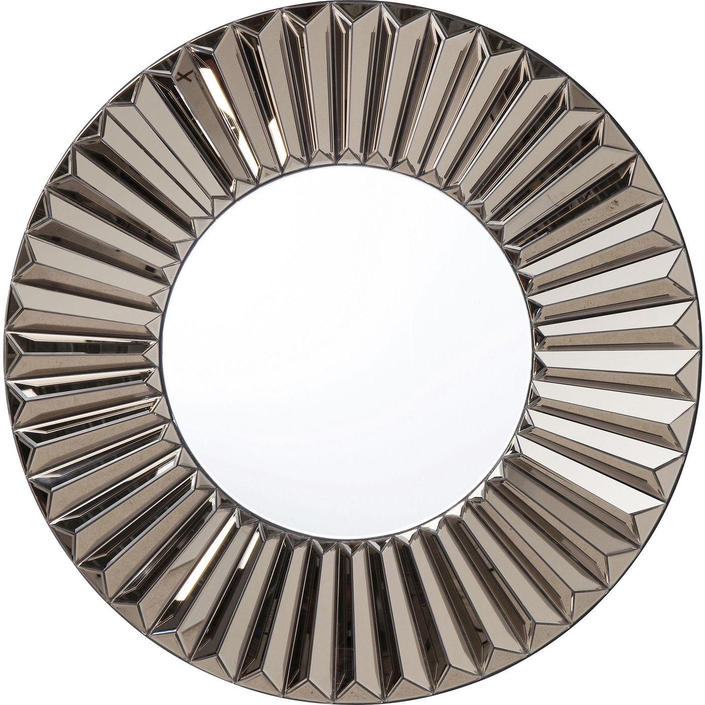 kare design – Kare design upper class vægspejl - spejlglas, rundt (ø100) på boboonline.dk