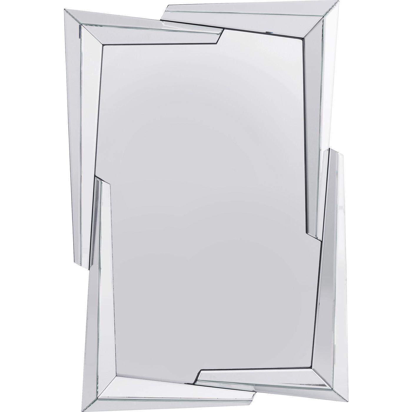 kare design – Kare design boomerang vægspejl - spejlglas, rektangulær (122x82) på boboonline.dk