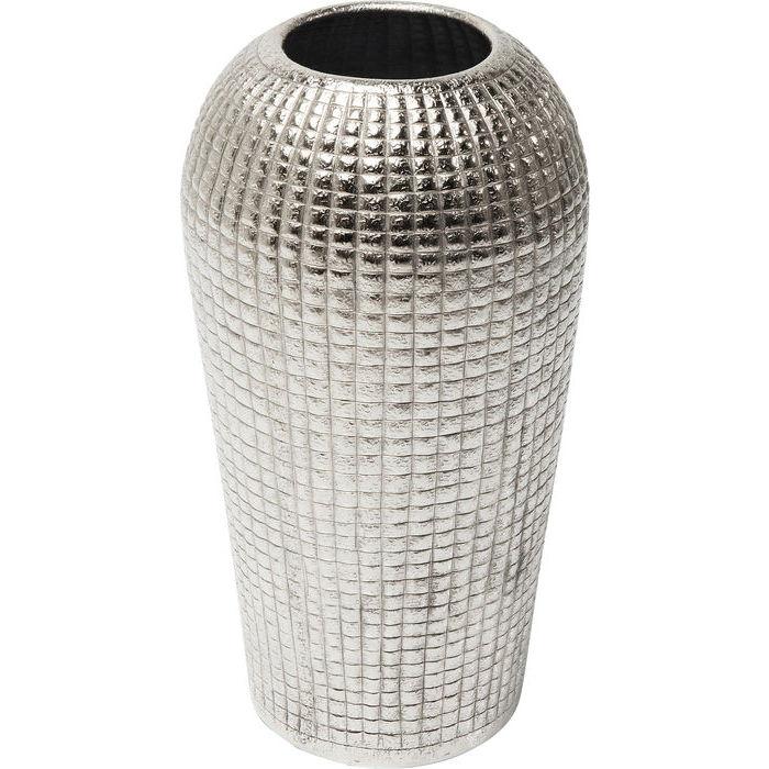 Kare design vase cubes alu 56 cm fra kare design fra boboonline.dk