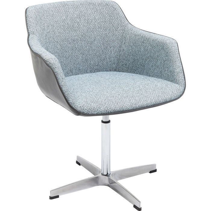Image of   KARE DESIGN Armstol, Swivel Boston