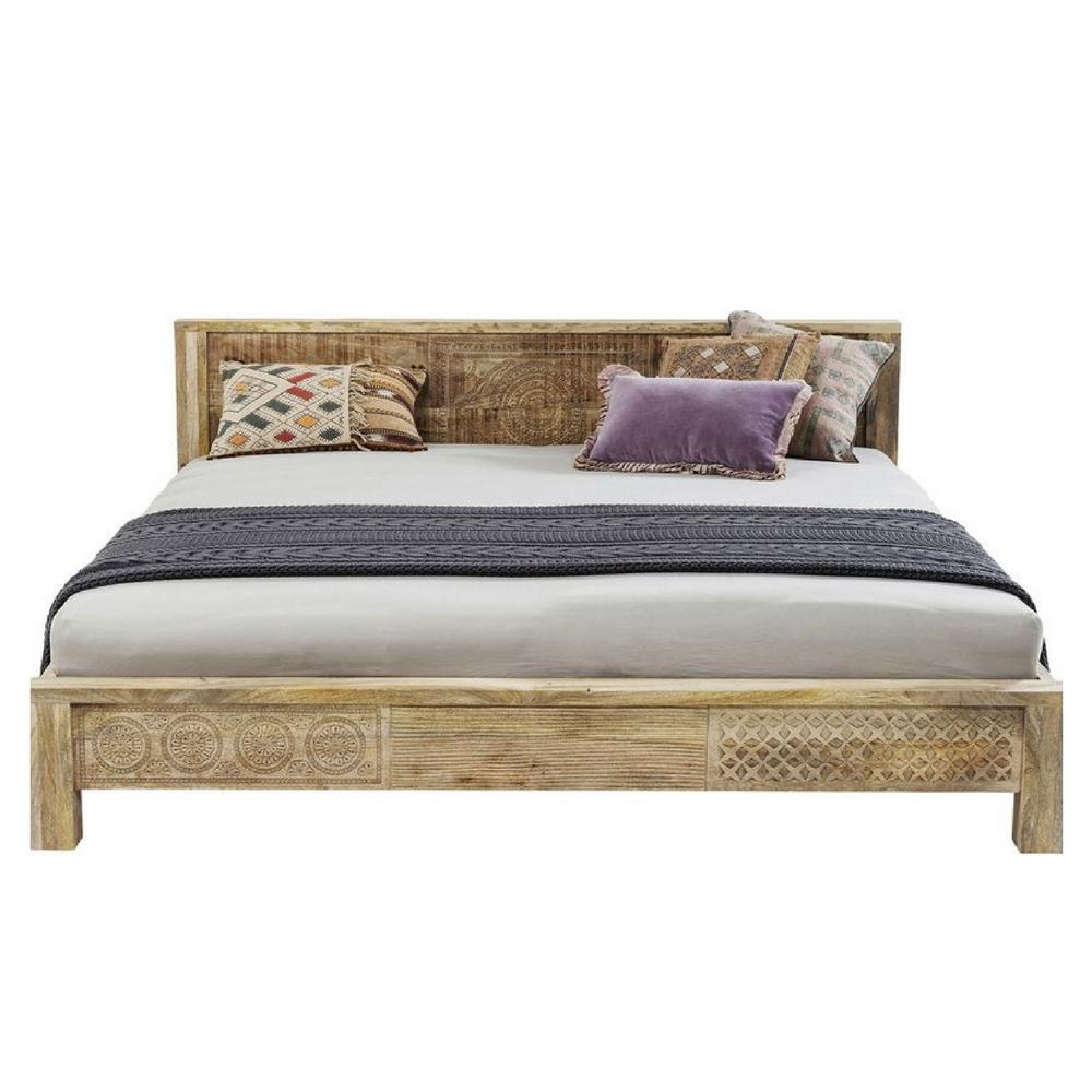 sengerammer 200x200 masser af plads til nattes vnen se her. Black Bedroom Furniture Sets. Home Design Ideas