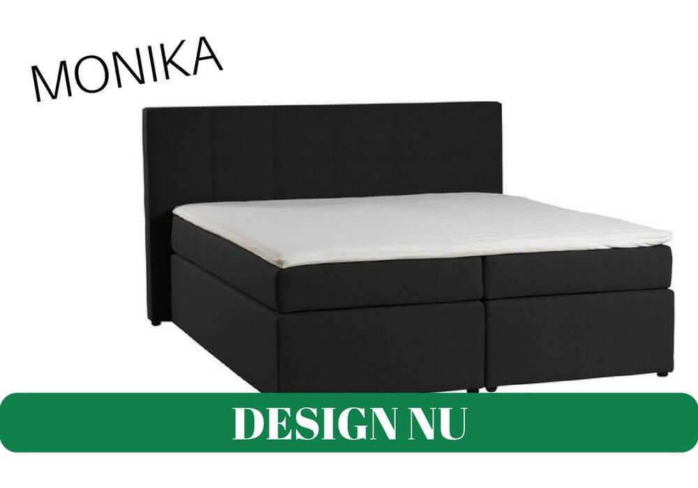 Hjemmelavet seng design Monika
