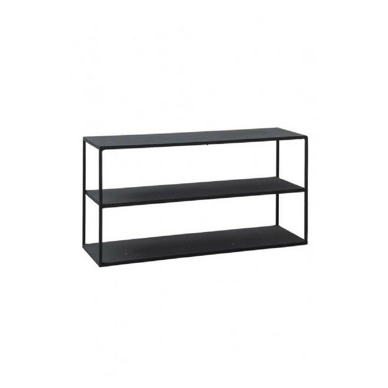 house doctor reol i metal sort og hvid reol kig ind. Black Bedroom Furniture Sets. Home Design Ideas