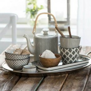 Stel og keramik
