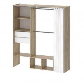 Walk in closet møbler