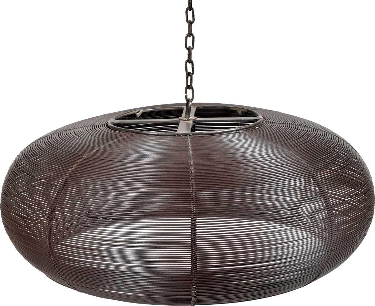trademark living Trademark living flot stor loftslampe med trådjern fra boboonline.dk