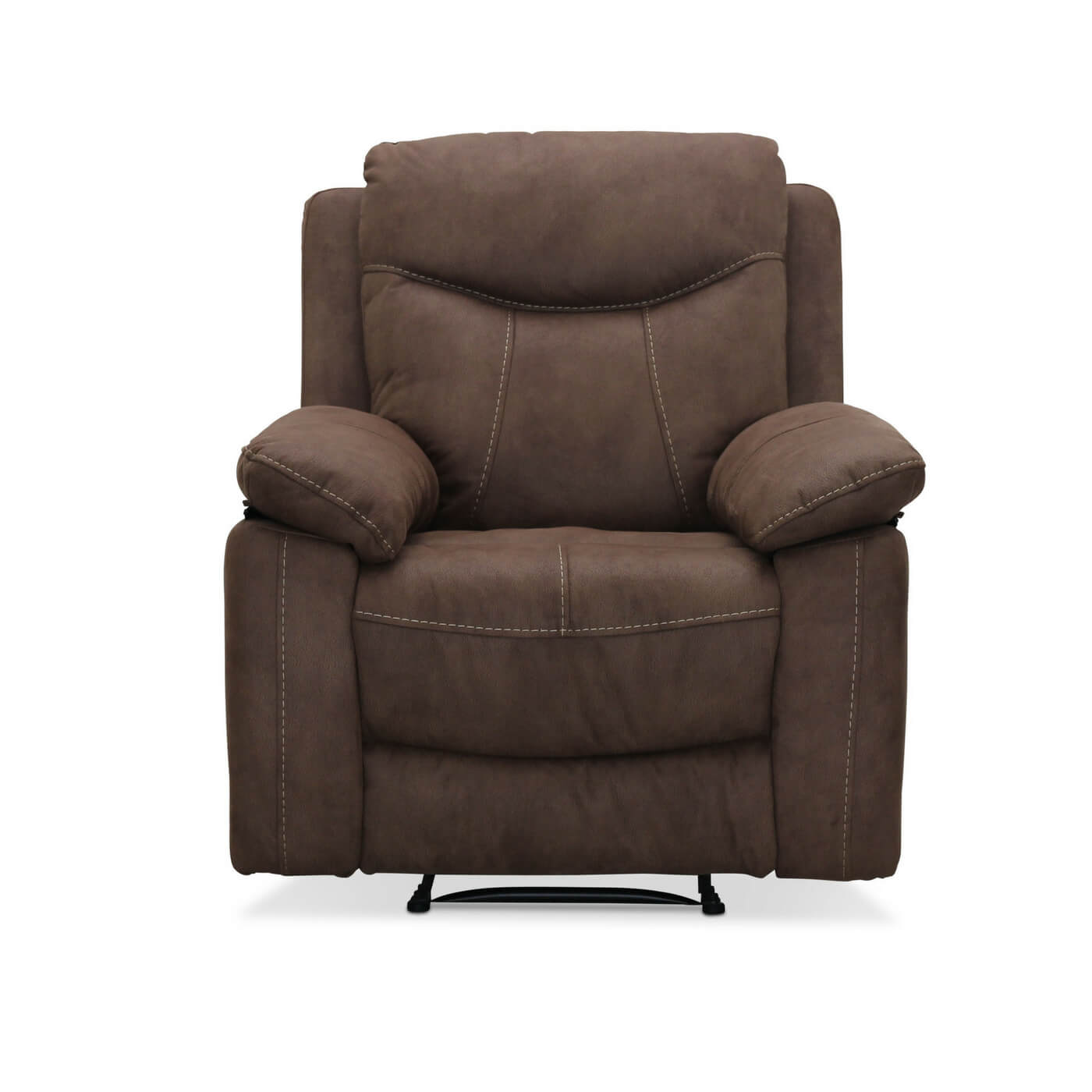 Image of   Boston recliner lænestol, brun