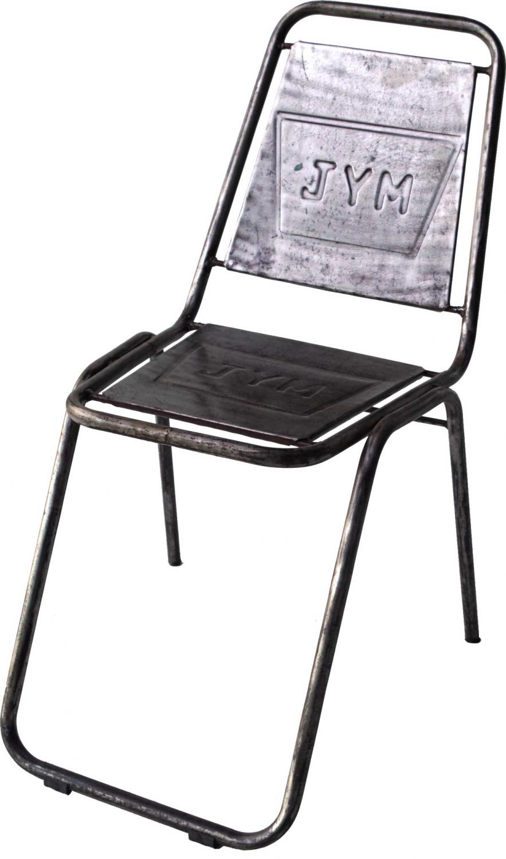 Trademark living spisebordsstol - jern med klar lak