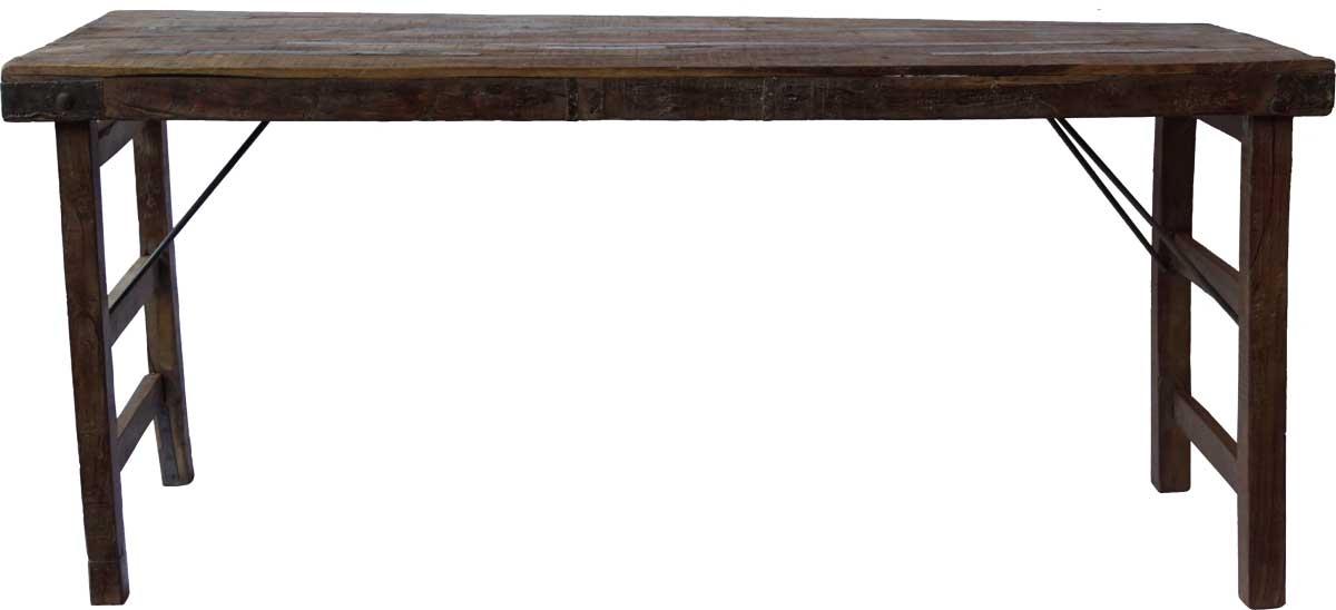 Image of   Smukt gammelt træbord.