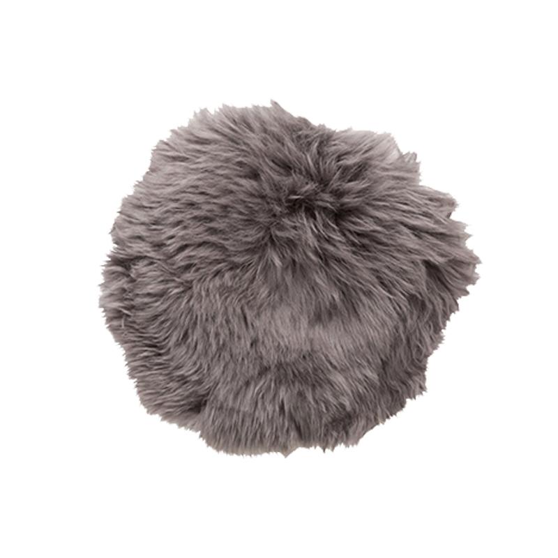 Billede af Hübsch Grå stolehynde, korthåret